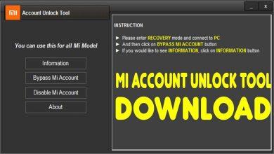 Photo of Mi Account Unlock Tool Rar   Best Tool for Unlocking Mi Account