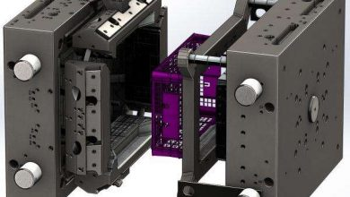 Photo of Plastic injection mold structure
