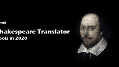 Photo of Best Shakespeare Translator Tools in 2020