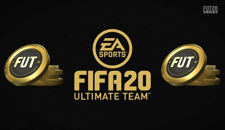Sell FIFA 20 Coins