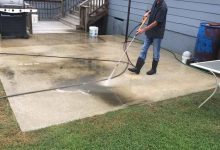 Photo of How to Effectively Clean Your Concrete Patio