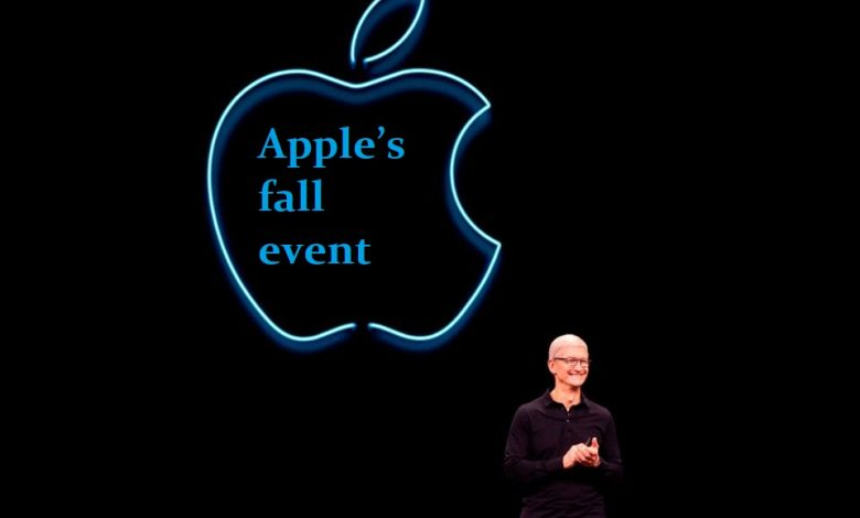 Apple's fall event