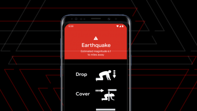 Photo of Google turning Android phones into an earthquake tracking