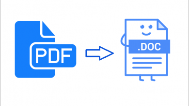 Photo of PDFBear: The Best Choice to Convert PDF Files to Word Document