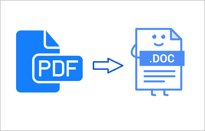Convert PDF Files to Word Document
