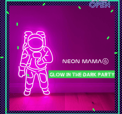 neon mama; neon signs