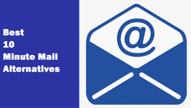 Photo of Best 10 Minute Mail Alternatives in 2021