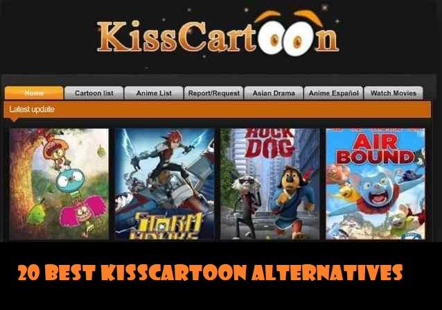 Kisscartoon Alternative