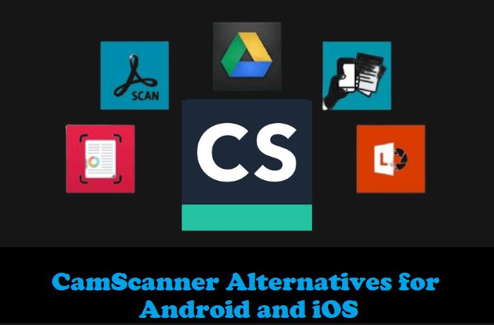 CamScanner Alternative
