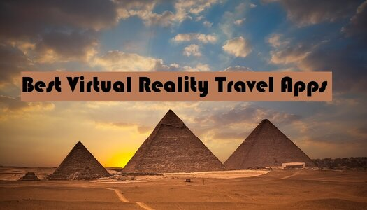 Virtual Reality Travel Apps
