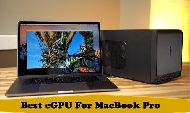 eGPU For MacBook Pro