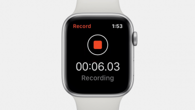 Photo of How To Record And Play Voice Note on Apple Smart Watch