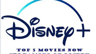 Photo of Best On Disney+: Top 5 Movies Now Streaming On Disney+
