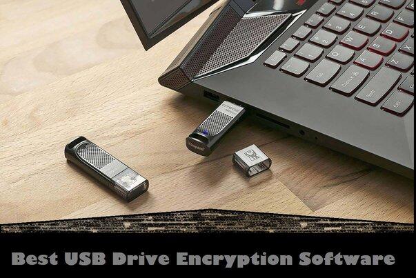 USB Drive Encryption Software