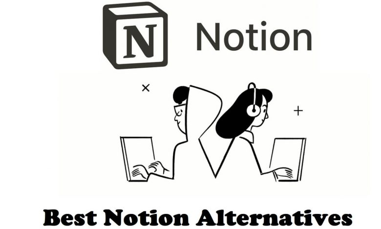 Best Notion Alternatives