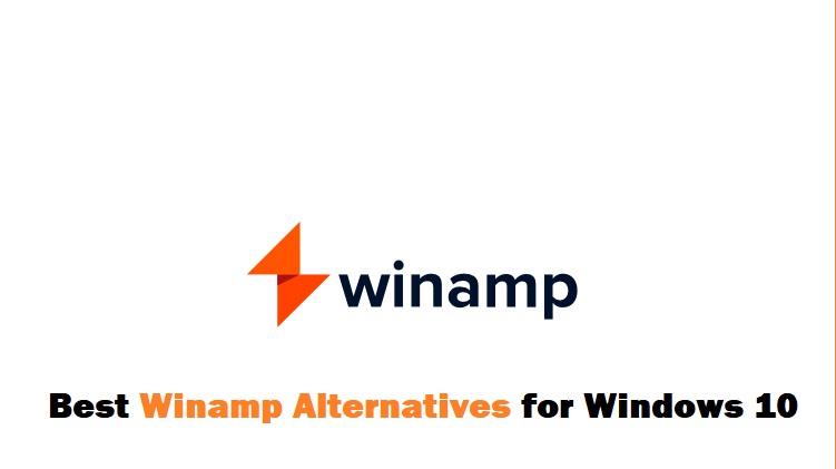 Winamp Alternatives