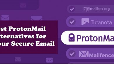 Photo of Best ProtonMail Alternatives for Your Secure Email in 2021