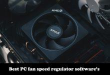 Photo of Best PC fan speed regulator software's in 2021