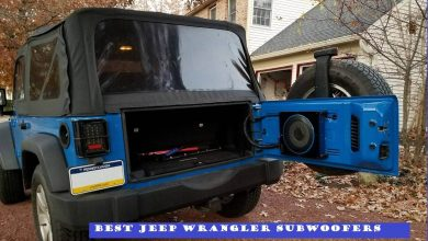 Photo of 2021's Best Jeep Wrangler Subwoofers